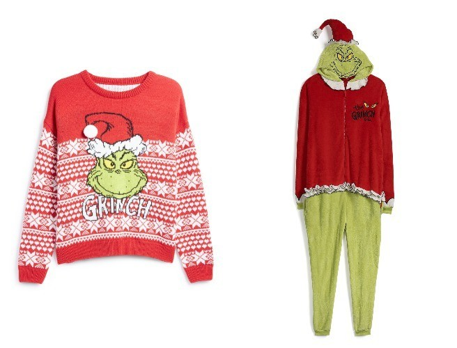 Penneys Reveals New Grinch Items
