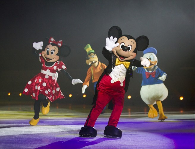 Disney On Ice Is Coming To Dublin In May