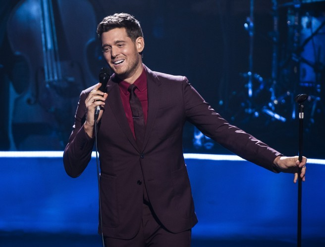 Michael Buble Announces Dublin Gig