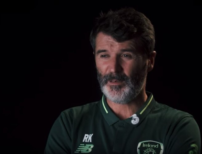 "Roy Keane ""If they see players going out giving their all they'll back you all the way"""