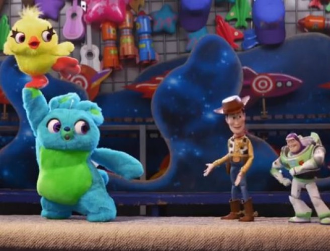 Disney Release Second Teaser For Toy Story 4