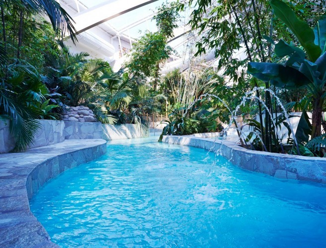 Subtropical Swimming Paradise Announced For Center Parcs Ireland