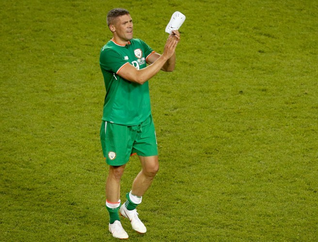 Jon Walters on Ireland approach: 'When we're at home, we play like we're away""