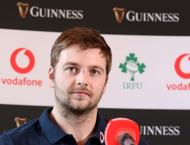 """Reassurance"" is the watch-word for Iain Henderson after All Blacks result"