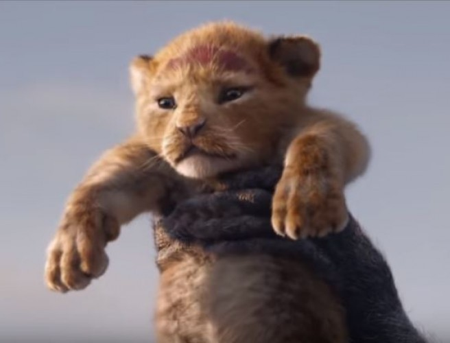 Disney Share First Look At The Live Action Lion King Remake