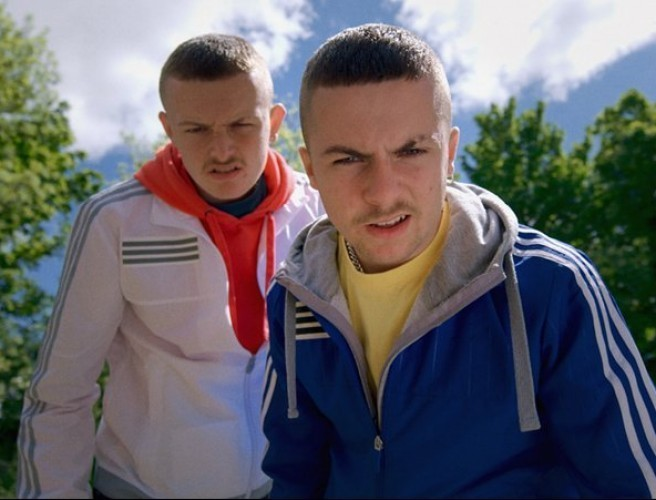 First Look At Young Offenders Christmas Special