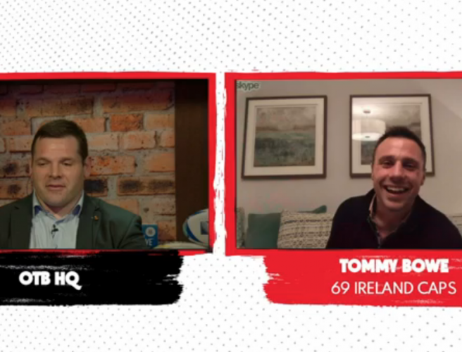 Tommy Bowe and Mike Ross share brilliant insight into Andy Farrell's methods