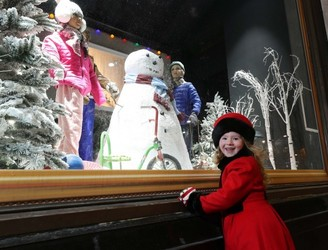 The Clerys Christmas Windows Are Back
