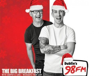 Join Us For 98FM's Big Breakfast Panto: Sleeping Beauty