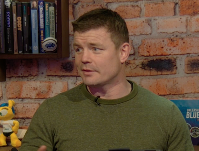 """It almost became like habit"" - Brian O'Driscoll opens up on rugby painkiller use debate"