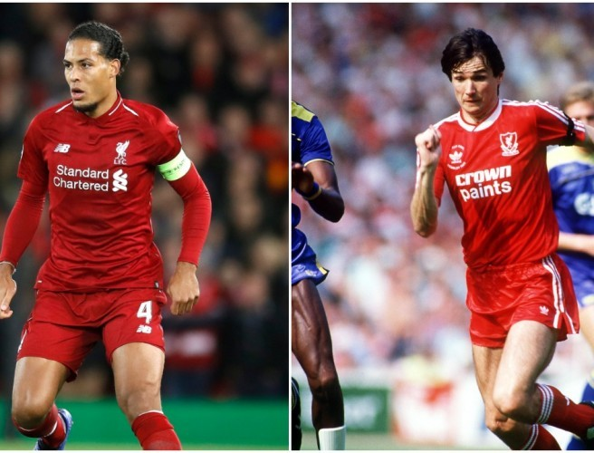 'He's got everything' - Souness puts van Dijk up there with Liverpool legend