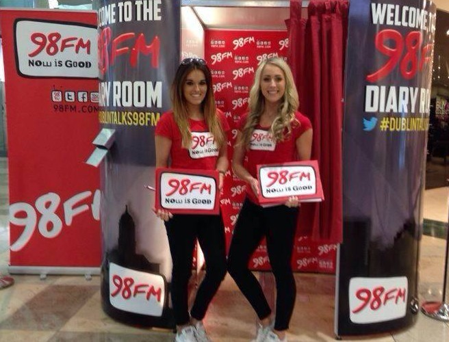 The 98FM Diary Room
