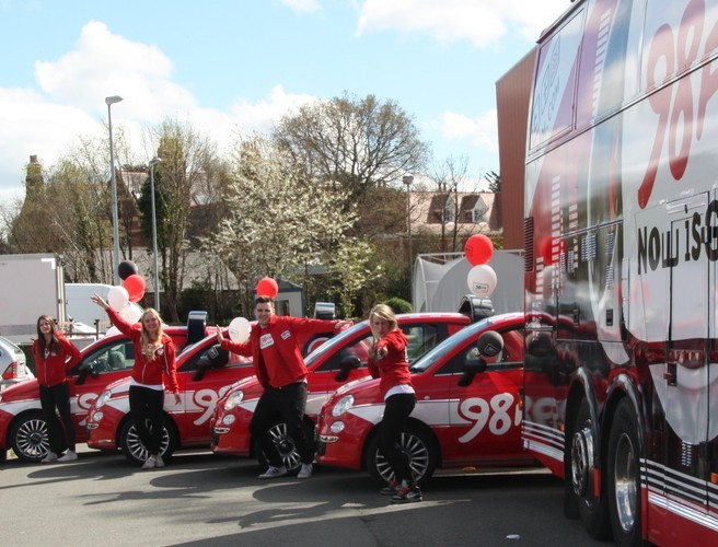 The 98FM Thunders this week!